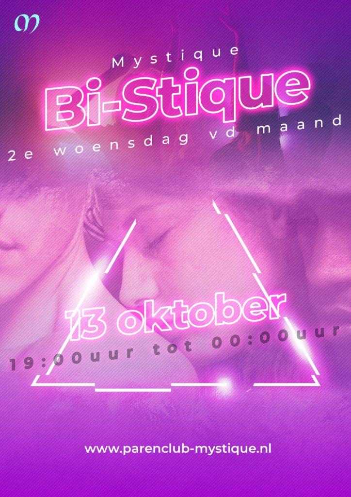 Parenclub Mystique Rucpen Bi-stique 13 oktober