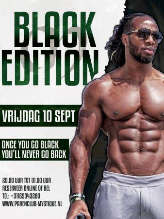 Parenclub Mystique te Rucphen Black Edition