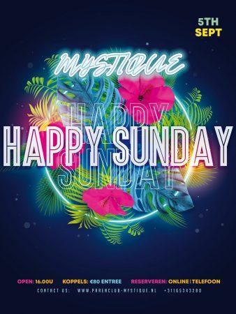 Parenclub Mystique te Rucphen Happy Sunday