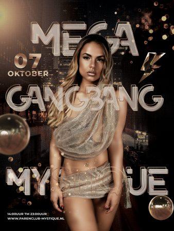 Parenclub Mystique Rucphen Mega Gangbang 07 oktober